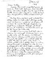 1948-02-10 Gary Wilkinson (Ohio Wesleyan University 1951) Letter