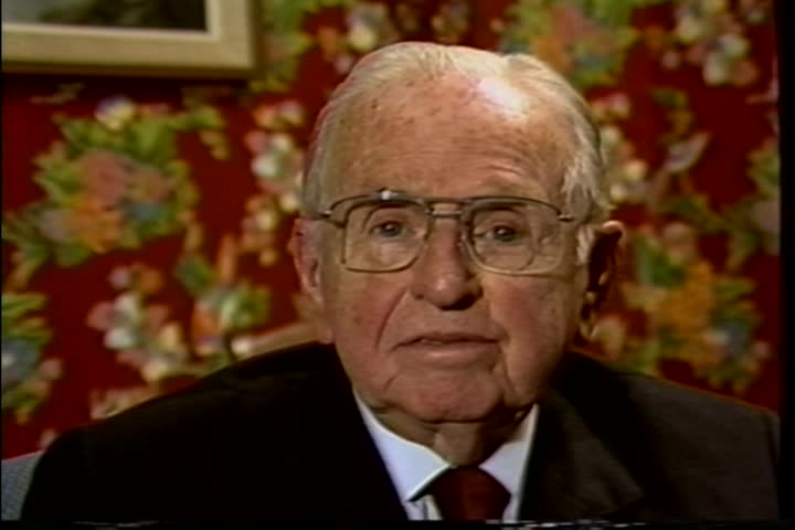 1980 c. Interview with Dr. Norman Vincent Peale (Ohio Wesleyan University 1920)...