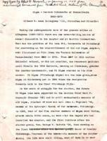 1863-1870 Cumulative History of Sigma - University of Pittsburgh