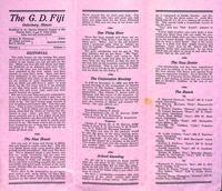 1910 February Newsletter Gamma Deuteron (Knox College)