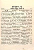 1907 December Newsletter Theta (University of Alabama)