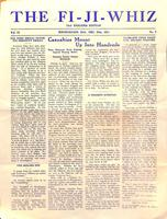 1921 December 29 Newsletter Theta (University of Alabama)