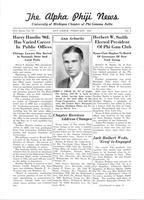 1941 February Newsletter Alpha Phi (University of Michigan)