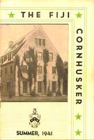 1941 Summer Newsletter Lambda Nu (University of Nebraska)