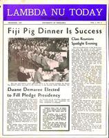 1947 December Newsletter Lambda Nu (University of Nebraska)