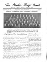 1948 March Newsletter Alpha Phi (University of Michigan)