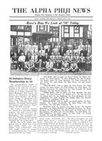 1953 February Newsletter Alpha Phi (University of Michigan)