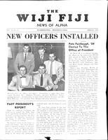 1953 Spring Newsletter Alpha (Washington & Jefferson)