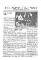 1955 April Newsletter Alpha Phi (University of Michigan)