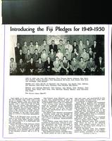 1949 Fall Newsletter Lambda Nu (University of Nebraska)