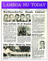 1953 June Newsletter Lambda Nu (University of Nebraska)