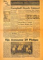 1954 November Newsletter Lambda Nu (University of Nebraska)