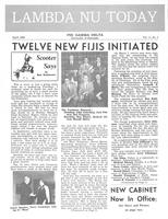 1959 April Newsletter Lambda Nu (University of Nebraska)
