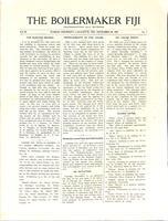 1907 November Newsletter Lambda Iota (Purdue University)