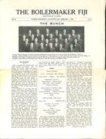 1908 February Newsletter Lambda Iota (Purdue University)