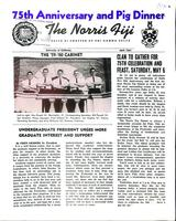 1961 April Newsletter Delta Xi (University of California Berkeley)