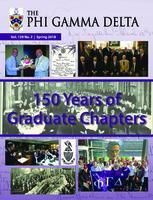 V139E2, The Phi Gamma Delta Magazine, Spring 2018 [Readable Version]