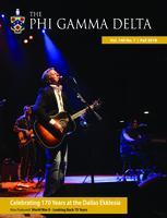 V140E1, The Phi Gamma Delta Magazine, Fall 2018 [Readable Version]