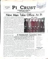 1961 Spring Newsletter Pi (Allegheny College)