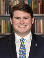 Field Secretary 209 - Logan McLendon (University of Alabama Birmingham 2020)...