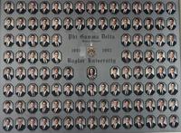 Baylor University Composite for 1991