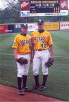Baylor University Baseball Players
