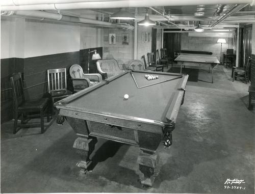 University Of Chicago Pool Table Phi Gamma Delta Digital Repository - Pool table description