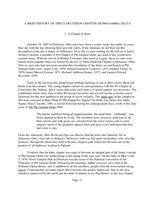 1869-1969 Theta Deuteron History