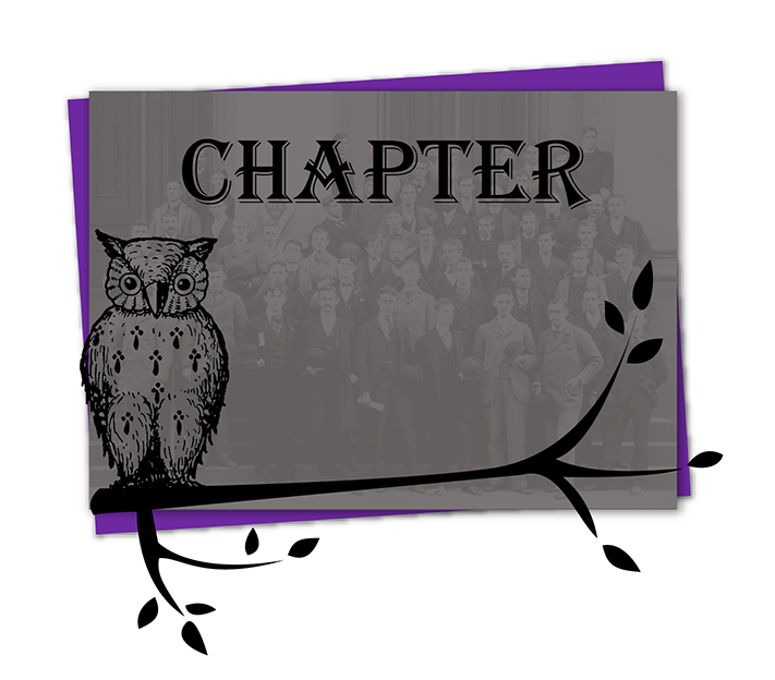 Allegheny College (Pi) - Chapter Collection